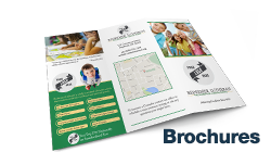 brochures small product